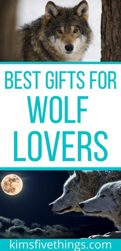 best gift ideas for wolf lovers