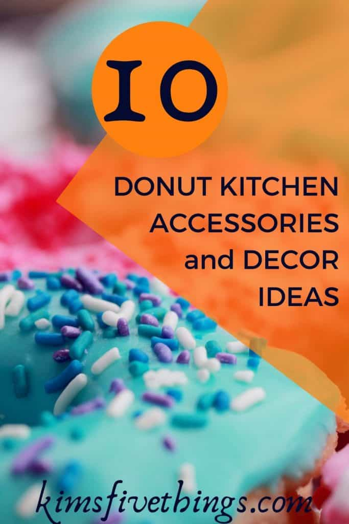 Best 10 donut kitchen accessories