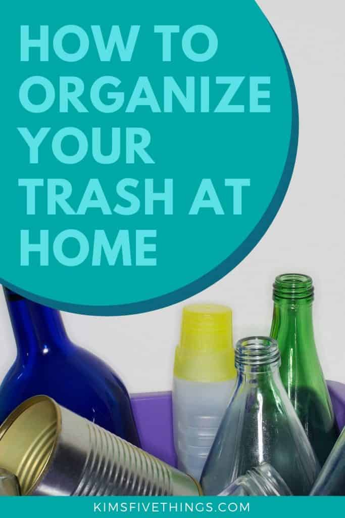 waste management at home ideas
