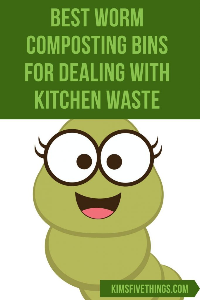 best worm composting bins for kitchen waste