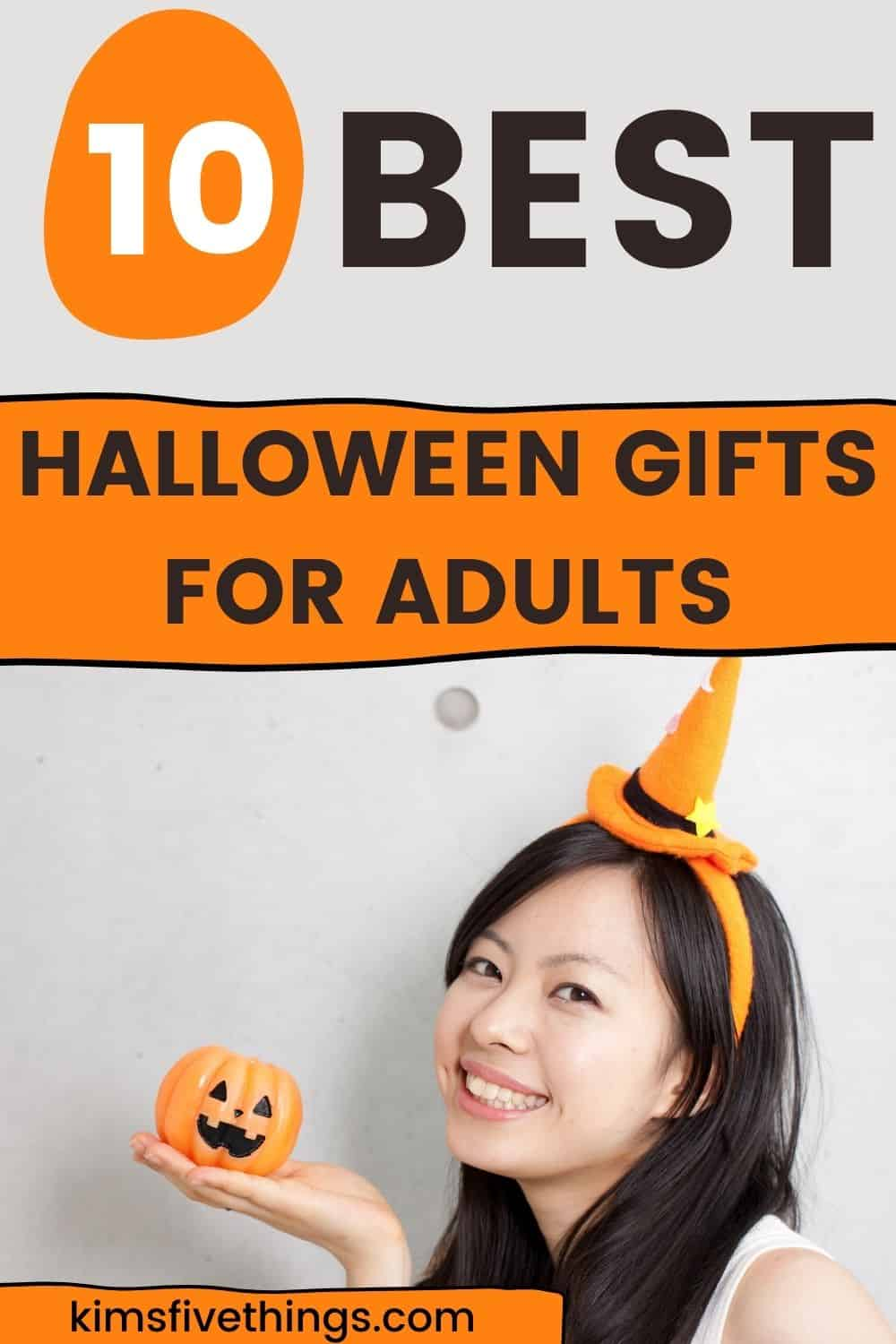 10 Best Halloween Gift Ideas for Adults | Kims Home Ideas