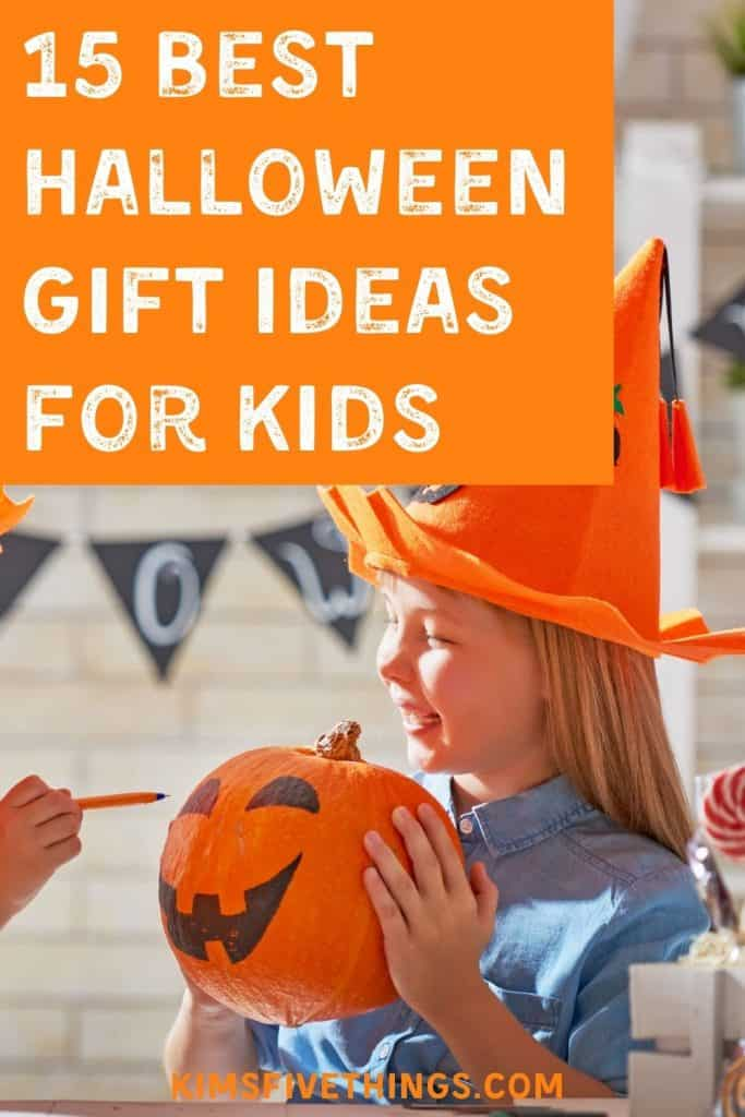 best Halloween gifts for kids