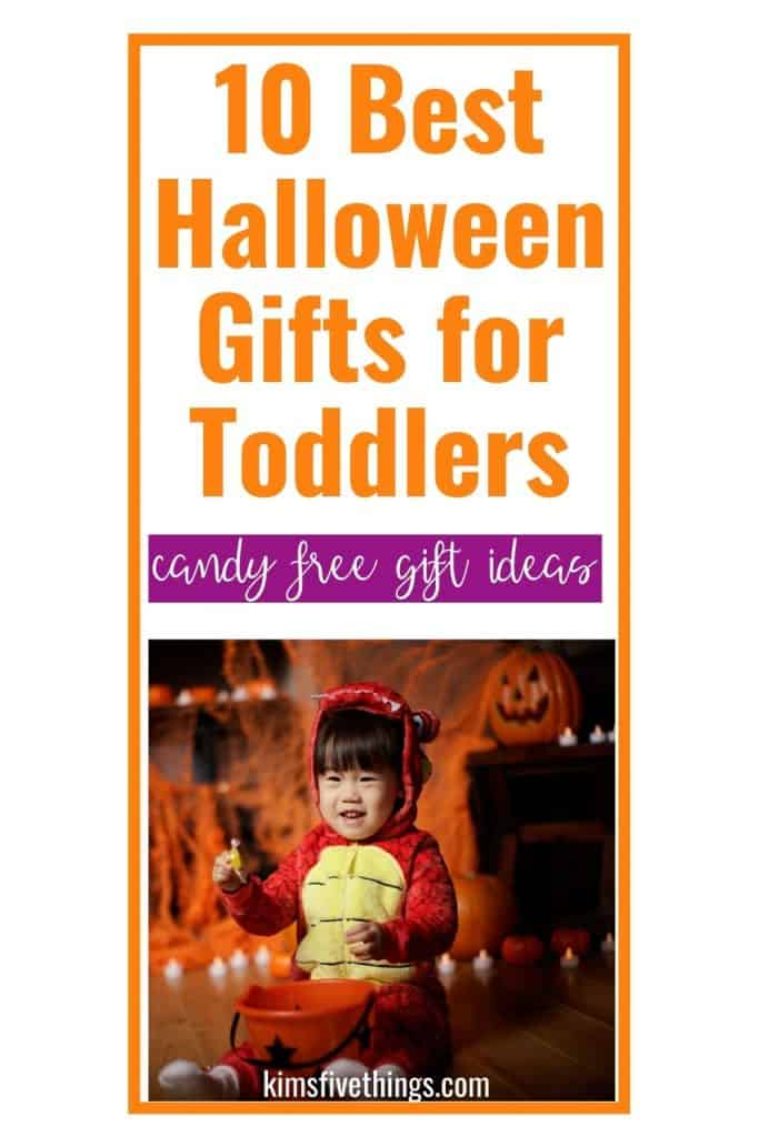 Halloween gifts for Toddlers