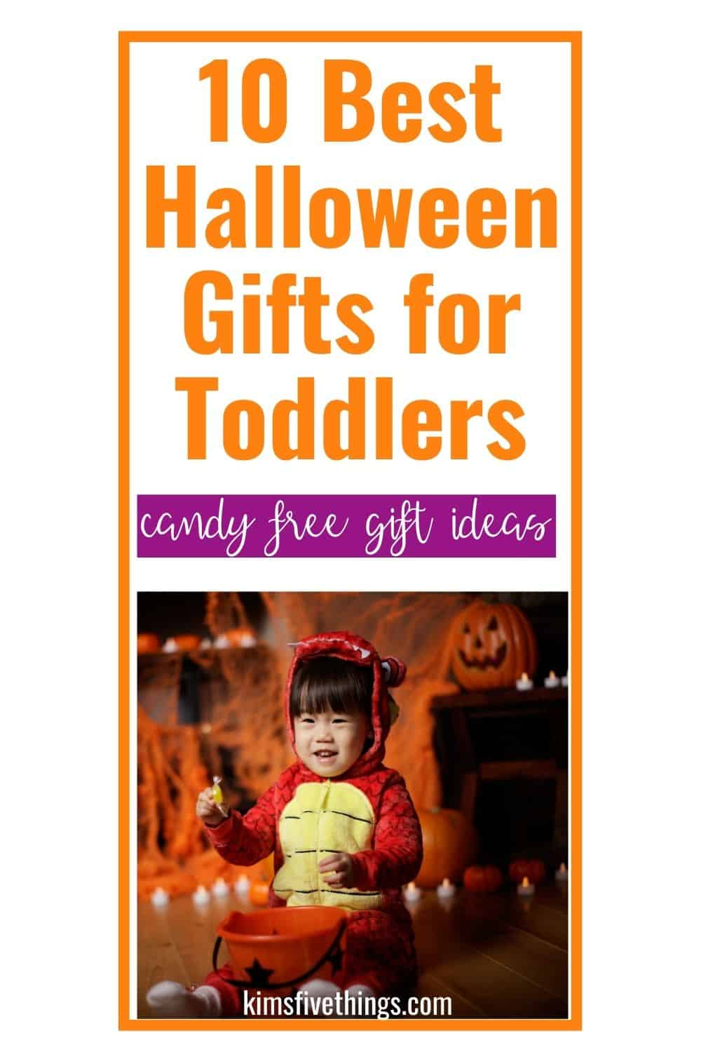 10 Best Halloween Gift Ideas for Toddlers 2021 | Kims Home Ideas