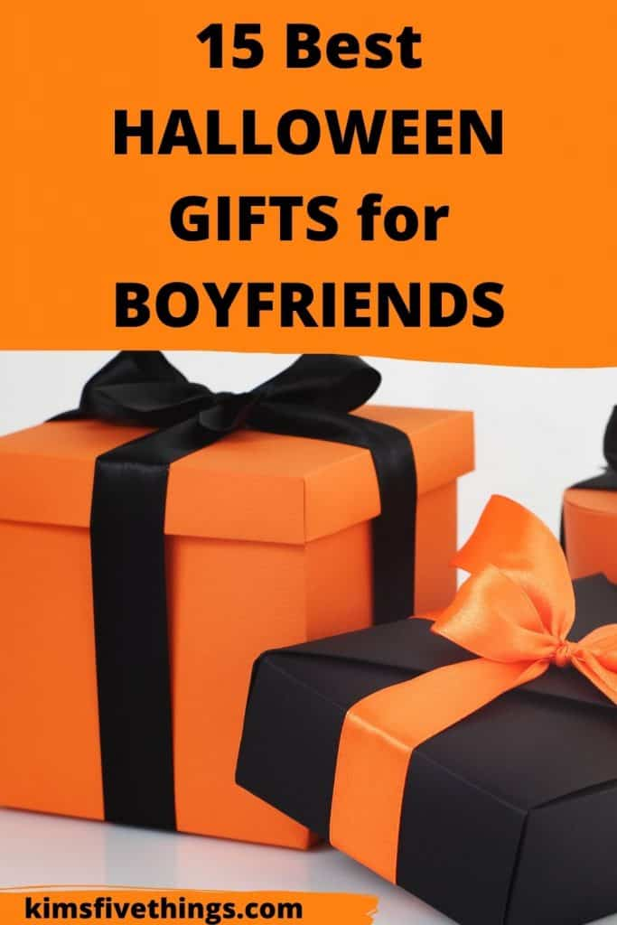 Best Halloween Gifts for a Boyfriend