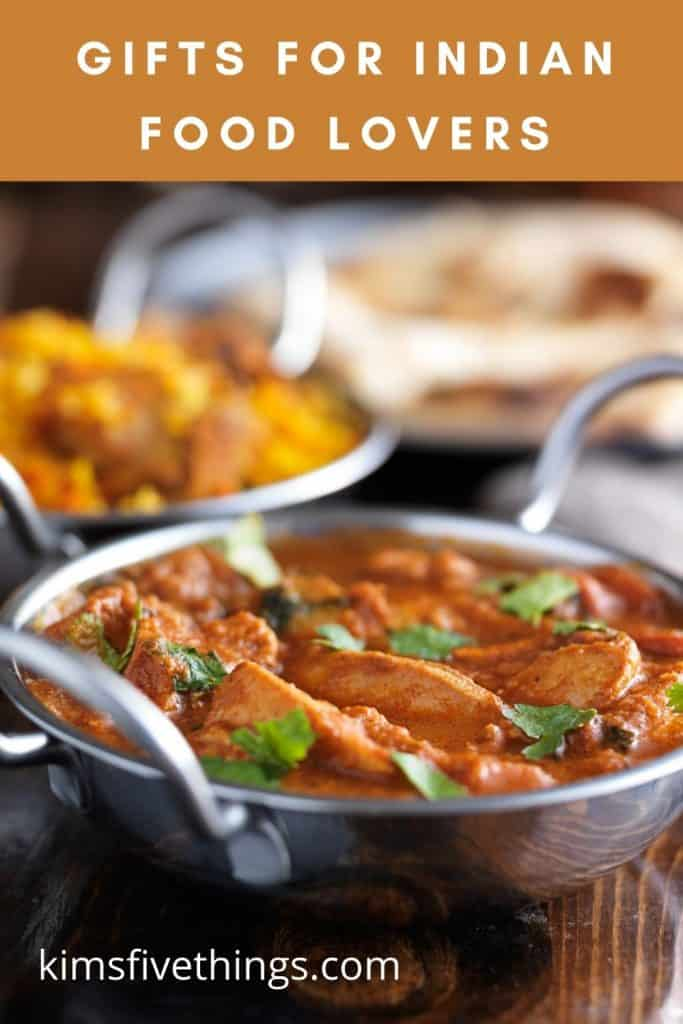 gifts for people that love to cook indian food